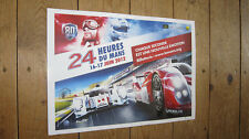 Le Mans 2012 24 Hour New POSTER