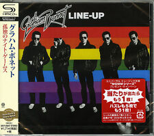 GRAHAM BONNET-LINE UP-JAPAN  SHM-CD D50