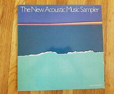 VARIOUS ROUNDER the new acoustic music sampler AN 02 NM Vinyl NM Cover