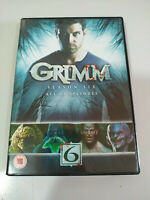 Grimm Sexta Ultima Temporada 6 Serie TV - 4 x DVD + Extras Español Ingles - 3T