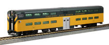 NEW Kato Pullman Bi-Level Cab-Coach Chicago/North Western #184 HO FREE US SHIP
