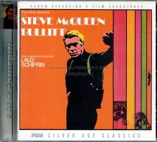 "Lalo Schifrin ""BULLITT"" expanded 78 minutes score FSM CD SEALED sold out"