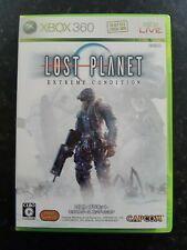 Lost Planet Extreme Condition Capcom Japanese Xbox 360