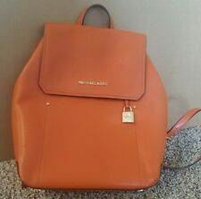 MICHAEL KORS BACK PACK-ORANGE COLOR