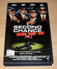 VHS - Second Chance - Alles wird gut - Burt Reynolds - Videokassette