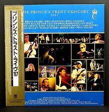"V.A. ""The Prince's Trust Concert"" MINT/MINT/NM JAPAN orig. PROMO 2LPs w/ OBI"