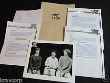COLOR & TALEA 'GALLERY OF THE MUSE' 2002 PRESS KIT--PHOTO
