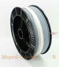 Euro 0,80/m Zündapp C KS GTS m Combinette R Z 3mm Cavo di bowden Custodia Grigio