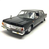 GAZ-14 Chaika Black Soviet Limousine Luxury Class 1:43 Scale Diecast Model Car