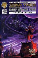 Star Trek: Deep Space Nine: Terok  Nor  (Jan 1995,  Malibu)  ##0 Space Station