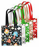Shopping Bag Eco Funny Fairy Retro Print Shopper Tote Beach Shoulder Handbag