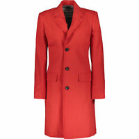 VIVIENNE WESTWOOD Women's Red Trench Coat -UK10