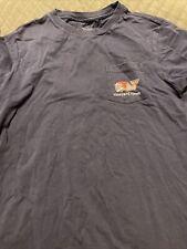 New listing boys small 8 10 Vineyard Vines navy blue lacrosse whale Lax t shirt short sleeve