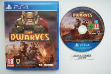 The Dwarves  PS4 Game -1st Class FREE UK POSTAGE