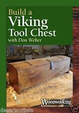 Build a Viking Tool Chest with Don Weber DVD