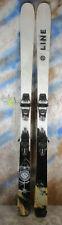 2018 Line Supernatural 86 179cm w/ Marker Griffon Binding