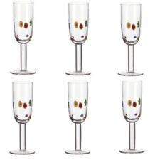 LEONARDO Sektglas Millefiori 6er Set | Sekt Glas Sektkelch Champagnerglas NEU