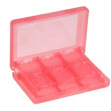 28 in 1 Game Card Case Holder Cartridge Storage Box for Nintendo 3DS DSi Pink MT