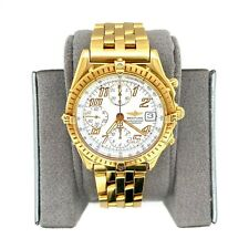 Breitling Chronomat 41mm 18K Yellow Gold Automatic Men's Watch