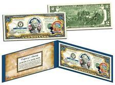 MINNESOTA Statehood $2 Two-Dollar Colorized U.S. Bill MN State *Legal Tender*