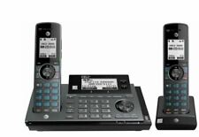 At&T Dect 6.0 2-Handset Phone Cordless Phone & Answering Machine