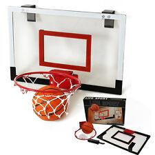 Portable Mini Hoop Indoor Basketball Set Door Mounted Kid Gift Bedroom Game Toy