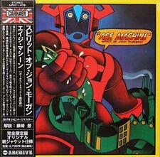 Spirit of John Morgan-Age Machine UK prog psych cd