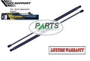 2 REAR HATCH TRUNK LIFT SUPPORTS SHOCKS STRUTS ARMS ROD DAMPER FITS SMART FORTWO