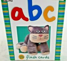Dk Alphabet Abc Flash Cards (Jumbo 9 X 7) 26 2-Sided Interactive Questions