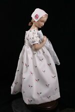 "Bing and Grondehl 14"" Porcelain Doll Figurine MARY THE DOLL 1983 1st Edition"