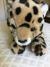 Animal Alley Leopard or Cheetah Plush Toy Toys R Us