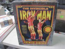 BOWEN Iron Man FULL SIZE matched set Retro and Classic Statues # 204/300