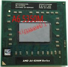 Amd A6 5350M 2.9Ghz Dual Core Laptop Processors Laptop Cpu Am 5350 Socket Fs1