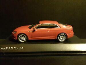 OPO 10-1//43 miniature car Compatible with Audi A5 Coup/é Spark Ref 5431