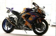 CARENA ABS FAIRING KIT FOR SUZUKI GSX-R 600 750 2008 2009 2010 VARIE GRAFICHE