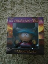Kidrobot Cartman Southpark Stick Of The Truth Grand Wizard Figure~NeW~