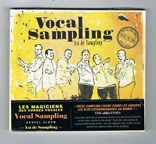 ? - VOCAL SAMPLING - ASI DE SAMPLING - CD 14 TITRES - 2017 - NEUF NEW NEU - ?