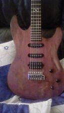 chapman ml1 electric guitar, relic