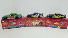 Action Racing 25th Anniversary Muppet Show NASCAR Diecast Lot Of 3 1:24 scale