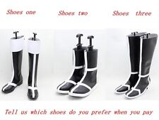 bleach Inoue orihime Aizen Sousuke Arrancar cos Cosplay Boots Shoes Grimmjow
