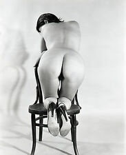 n12 nu nude tirage photo recent d'apres neg original glossy photo foto 20x20cm
