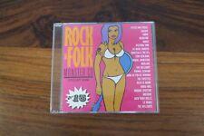 ROCK & FOLK  MONSTER CD  N° 15   -- CD  22 TITRES