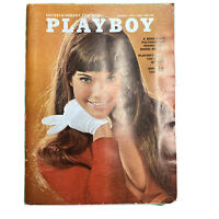 PLAYBOY Magazine Vintage Centerfold March 1970