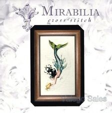Mirabilia Nora Corbett Counted Cross Stitch Chart ~ MEDITERRANEAN MERMAID #102