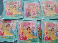 Italy 2015 Panini Disney Princess Fabulous Talents Sticker x50 pack