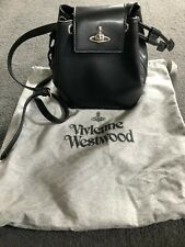Vivienne Westwood mini duffle bag, only used once, with storage bag.