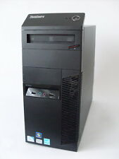 PC System Lenovo ThinkCentre M81 2,7GHz 4GB RAM 250GB HDD WIN 7
