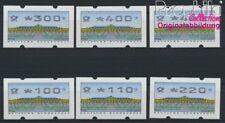 BRD ATM2.2.3, Satz komplett postfrisch 1993 Automatenmarke (8867481