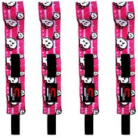 Hand Wraps Bandages Fist Boxing Inner Gloves Mitts MMA Cotton Pairs Hello Kittys