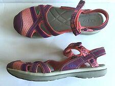 Keen Sage Sandals Womens US 9  Eu 39.5 Hiking Walking Water Sports Purple Peach